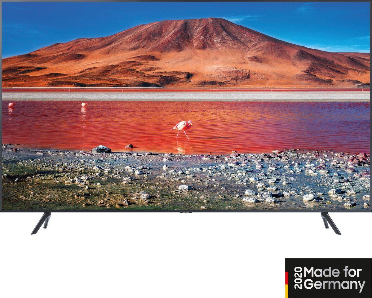 Bild 1 von Samsung GU55TU7199U LED-Fernseher (138 cm/55 Zoll, 4K Ultra HD, Smart-TV, Crystal UHD)