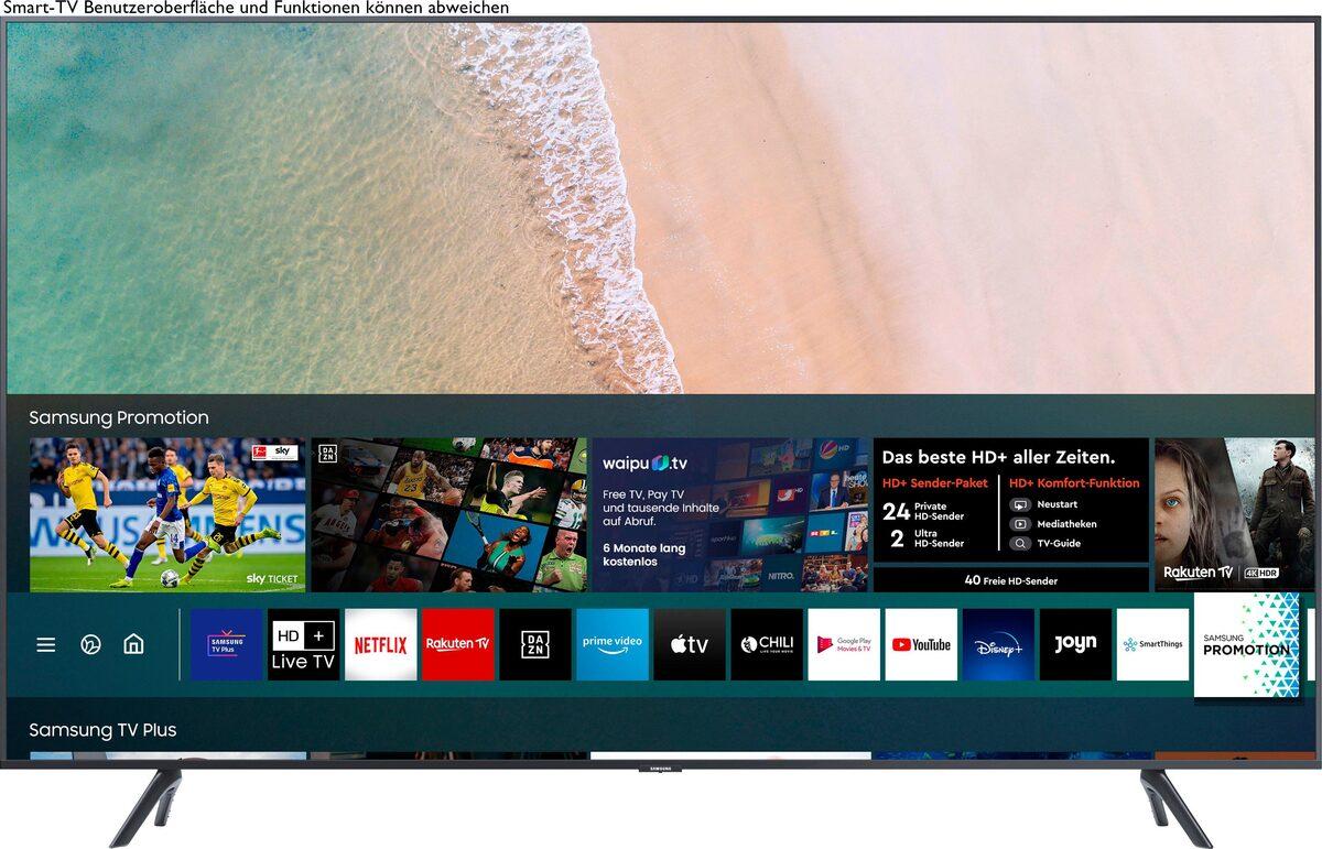 Bild 2 von Samsung GU55TU7199U LED-Fernseher (138 cm/55 Zoll, 4K Ultra HD, Smart-TV, Crystal UHD)