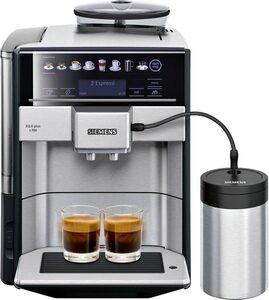 SIEMENS Kaffeevollautomat EQ.6 plus s700 TE657M03DE, inkl .isolierter Milchbehälter mit fresh-lock im Wert von UVP 49,90 €