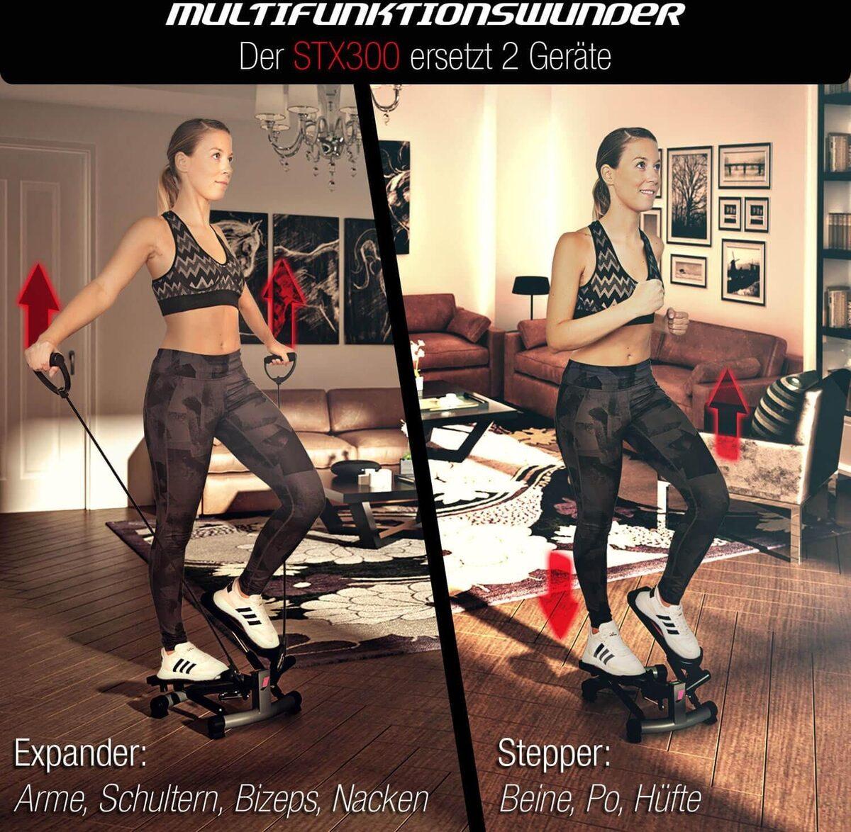 Bild 5 von Sportstech Mini-Stepper »STX300«