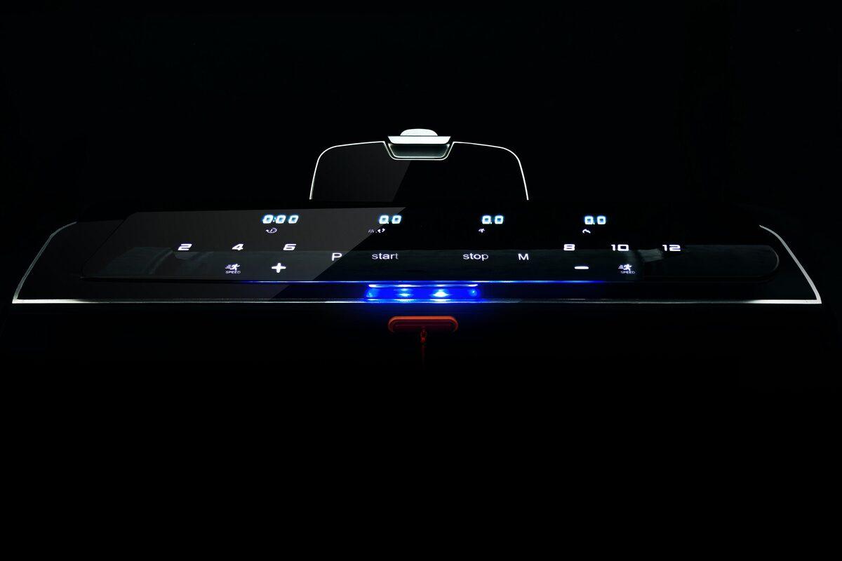 Bild 4 von Christopeit Sport® Laufband »Laufband TM 800S«
