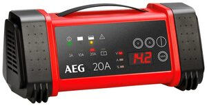 AEG Batterieladegerät »LT 20«, Mikroprozessor