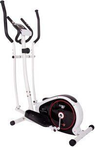 Christopeit Sport® Crosstrainer »CT 3«, Computer mit Tablet- und Smartphonehalterung