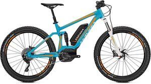Univega E-Bike »Renegade BS 3.0 Plus«, 10 Gang Shimano Deore Schaltwerk, Kettenschaltung, Mittelmotor 250 W