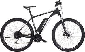FISCHER Fahrräder E-Bike »EM 1724 MTB E-Bike«, 24 Gang Shimano Deore Schaltwerk, Kettenschaltung, Heckmotor 250 W