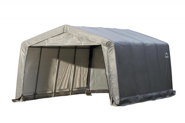 Shelter Logic Weidezelt Garage 18 m²