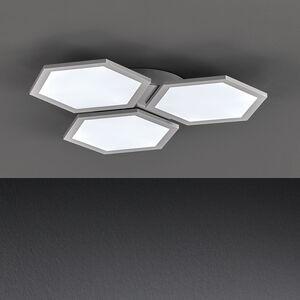 home24 LED-Deckenleuchte Tissa II