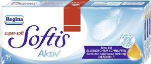 Regina Softis Softis Super-Soft Aktiv Taschentücher