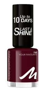 Manhattan Last & Shine Nail Polish 730 Your Favourite