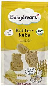 Babydream Bio Butterkeks