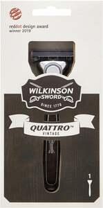Wilkinson Sword Quattro Vintage Rasierer