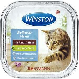 Winston Wellness-Menü mit Rind & Huhn und Aloe Vera