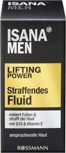 ISANA MEN Lifting Power straffendes Fluid