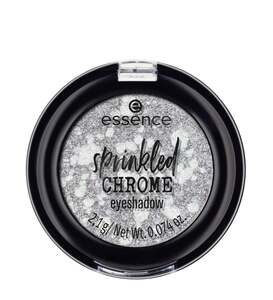 essence sprinkled CHROME eyeshadow 02