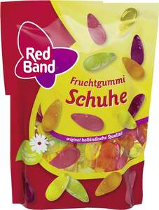 Red Band Fruchtgummi Schuhe