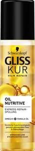 Schwarzkopf Gliss Kur Oil Nutritive Express-Repair-Spülung