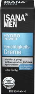 ISANA MEN Hydro Power Feuchtigkeitscreme