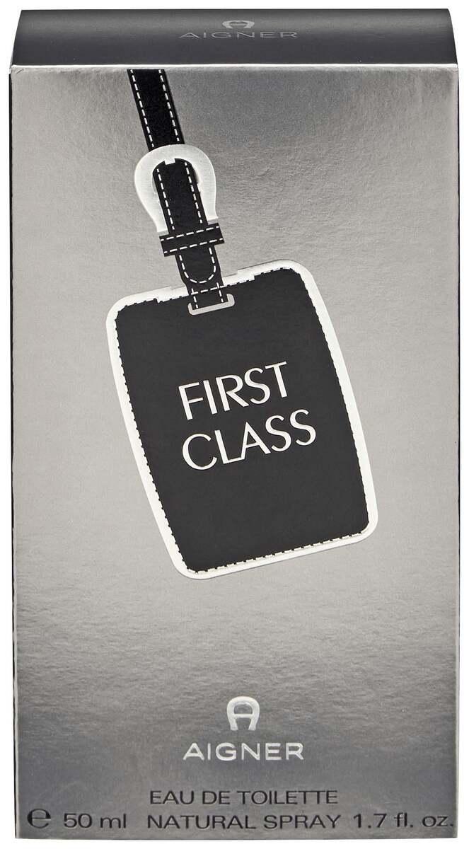 Bild 2 von Aigner First Class, EdT 50 ml