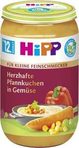 HiPP Herzhafte Pfannkuchen in Gemüse