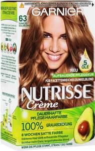 Garnier Nutrisse Creme dauerhafte Pflege-Haarfarbe 63 Dunkles Goldblond
