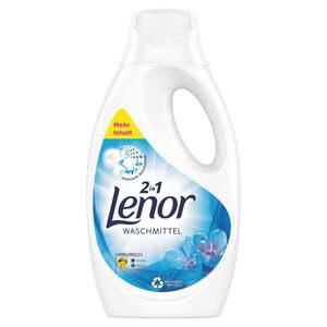 Lenor Vollwaschmittel Flüssig Aprilfrisch 21 WL