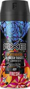 AXE Deodorant & Bodyspray Skateboard & Fresh Roses