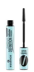 essence maximum DEFINITION waterproof volume mascara