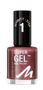 Manhattan Super Gel Nail Polish 83 Make it POP