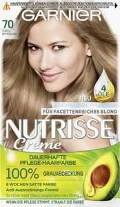 Garnier Nutrisse Creme dauerhafte Pflege-Haarfarbe 70 Toffee Mittelblond