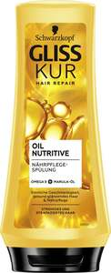 Schwarzkopf Gliss Kur Oil Nutritive Nährpflege-Spülung
