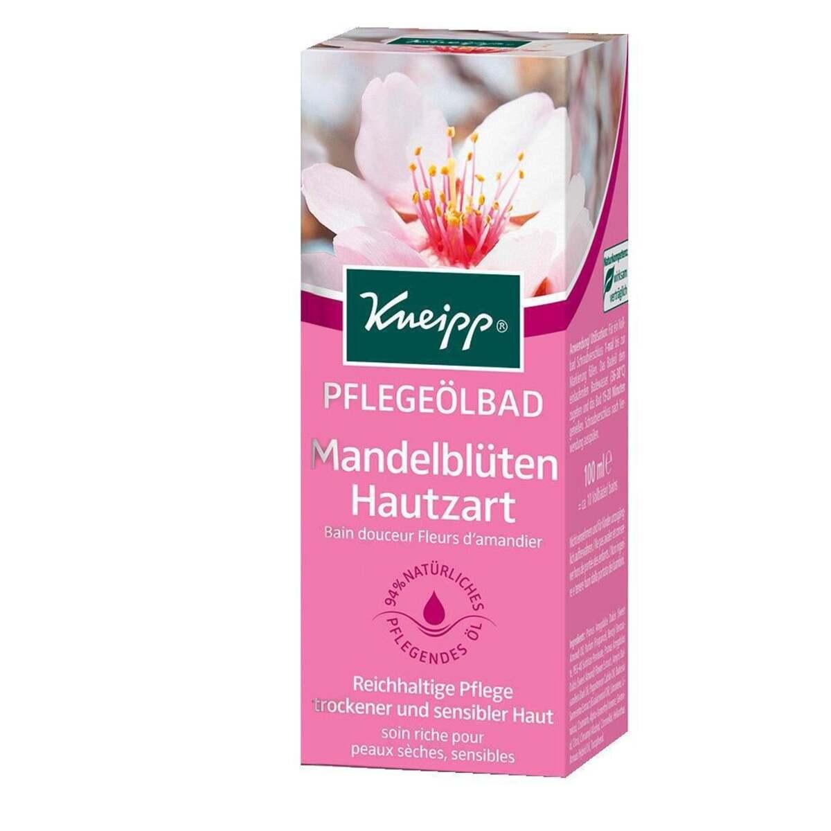 Bild 1 von Kneipp Pflegeölbad Mandelblüten Hautzart