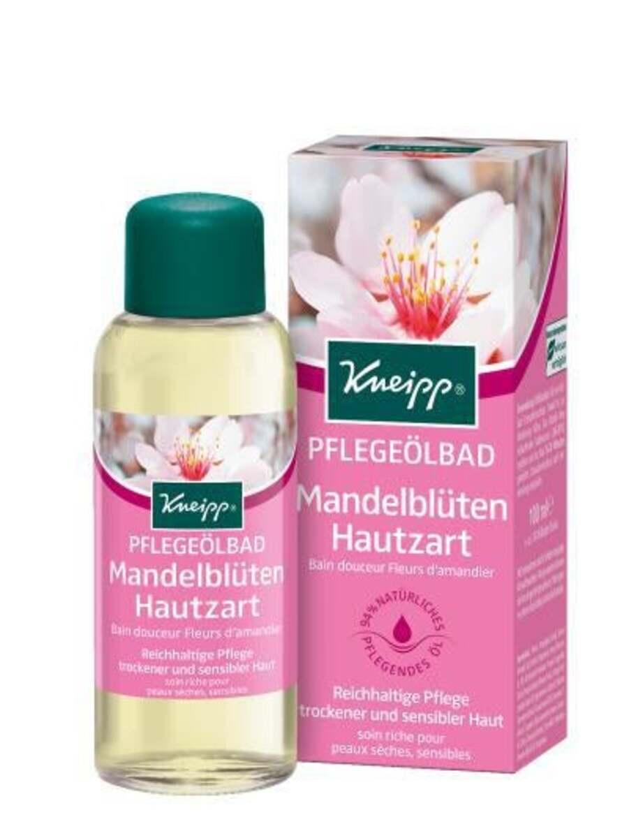 Bild 2 von Kneipp Pflegeölbad Mandelblüten Hautzart