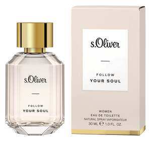 s.Oliver Follow Your Soul Women, EdT 30 ml