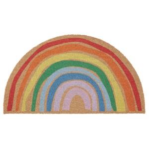 PILLEMARK Fußmatte innen, Regenbogen