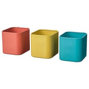 SKÅDIS Behälter, versch. Farben