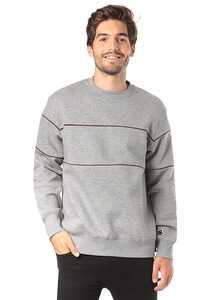 PLANET SPORTS Piping - Sweatshirt für Herren - Grau