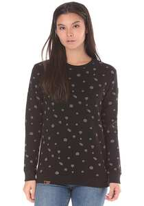 Lakeville Mountain Uelle Dots - Sweatshirt für Damen - Schwarz