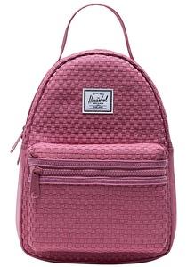 HERSCHEL SUPPLY CO Nova Mini Woven 9L - Rucksack für Damen - Pink