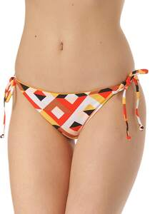 BILLABONG S.S Tie Side Tropic - Bikini Hose für Damen - Mehrfarbig