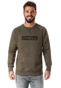 O'Neill LGC Logo Crew - Sweatshirt für Herren - Grün