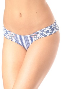 Rip Curl Del Sol Revo - Bikini Hose für Damen - Blau