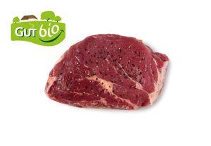 GUT bio Rib-Eye-Steak oder Rumpsteak
