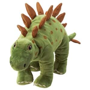 JÄTTELIK Stofftier, Dinosaurier/Dinosaurier/Stegosaurus