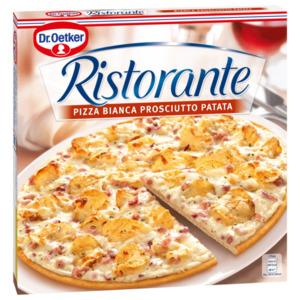 Dr. Oetker Ristorante Bianca Prosciutto Patata 325g
