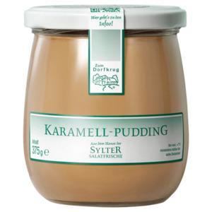 Zum Dorfkrug Karamell-Pudding 375g