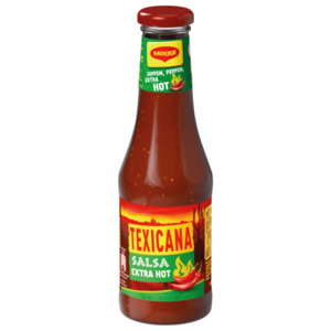 Maggi Internationale Würzsauce Texicana Salsa Extra Hot 500ml