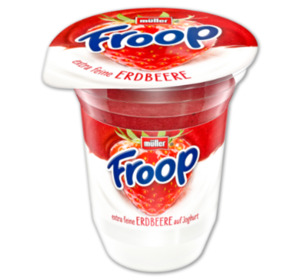 MÜLLER Froop Joghurt