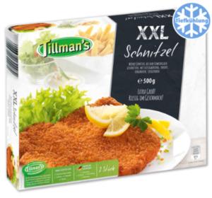TILLMAN'S  XXL Schnitzel