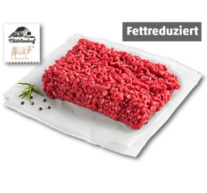 MÜHLENHOF Leichter Genuss Frisches Rinder-Hackfleisch