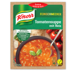 KNORR Feinschmeckersuppe
